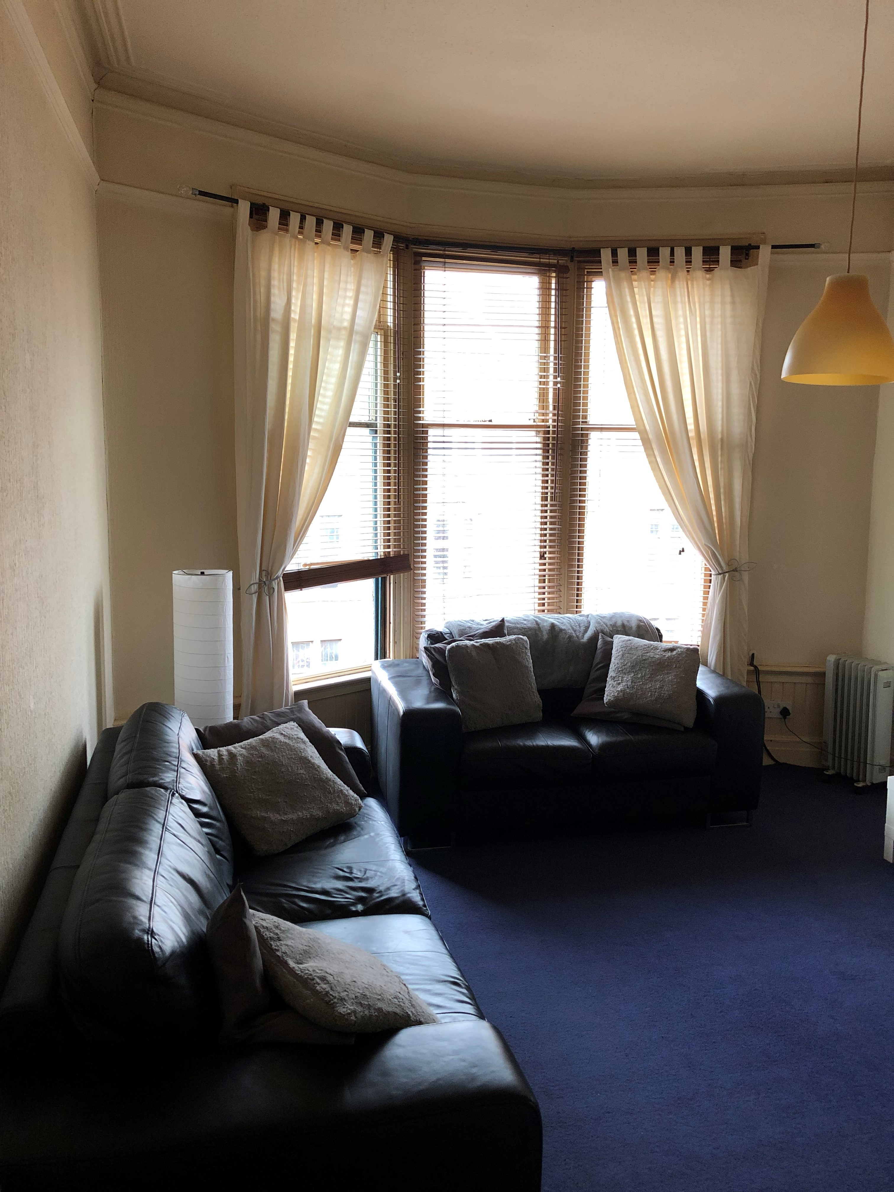 Letting agents flat available Glasgow
